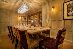 The New Private Dining Oak Table