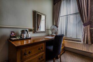 The Swan Deluxe Suite 108 Desk