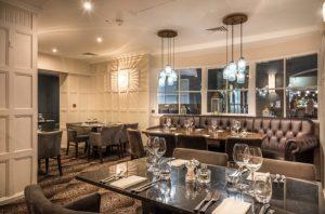The Swan restaurant detail 4