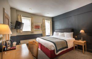 The Swan standard double bedroom 105
