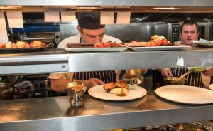 The Swan Stafford Kitchen 1