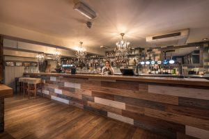 The Swan Stafford Long bar 1