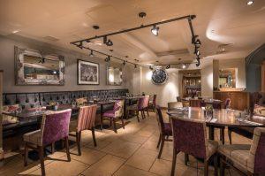 The Swan Stafford Restaurant 1