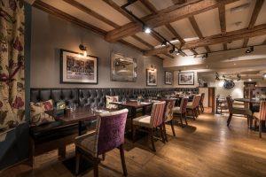 The Swan Stafford Restaurant 2
