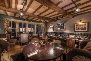 The Swan Stafford Restaurant 4
