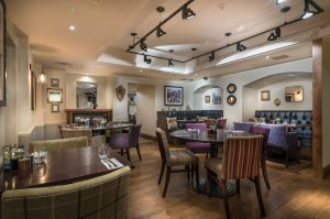 The Swan Stafford Restaurant 5