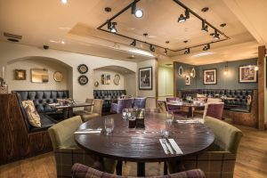 The Swan Stafford Restaurant 6